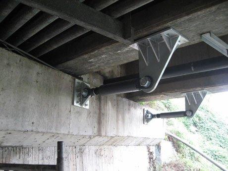 北部某橋梁耐震補強工程